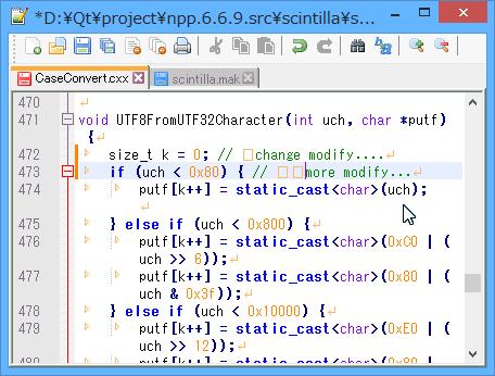 Notepad++ (ja-pack)