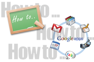 googleapps howto