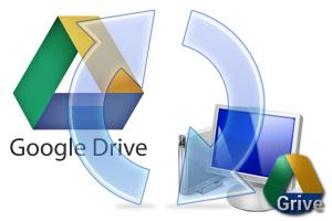 grive Google Drive