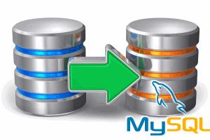 mysql backup restore