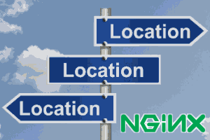 nginx location