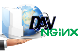 nginx webdav
