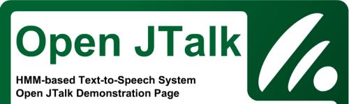 Open JTalk