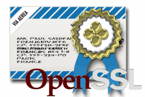 openssl Certificate authority