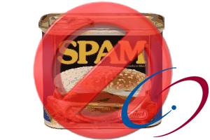 sendmail spam