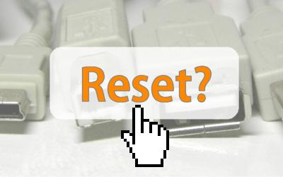 USB RESET