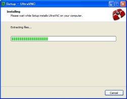 UltraVNCインストール11