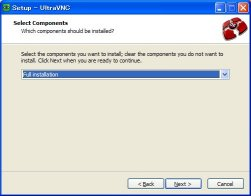 UltraVNCインストール5