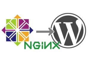 wordpress centos nginx