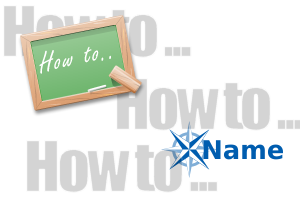 xname howto
